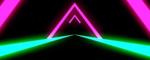 Live Events Stock Media - Triangles Tunnel 01