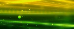 Live Events Stock Media - Green Light Beams