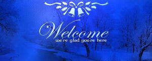Live Events Stock Media - Sapphire Christmas Welcome Still