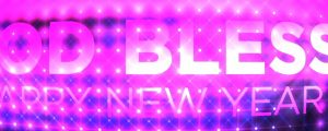 Live Events Stock Media - New Years Ball God Bless