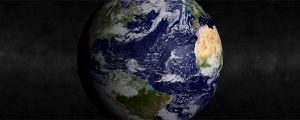 Live Events Stock Media - Blue Marble Globe - Center with Stars