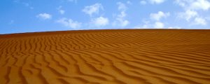 Live Events Stock Media - Blue Sky Desert