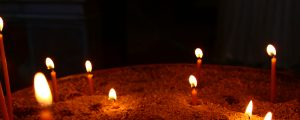 Live Events Stock Media - Christmas Candle 1