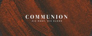 Live Events Stock Media - Classic Holy Week Communion Still