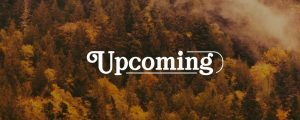 Live Events Stock Media - Autumn Colors Upcoming
