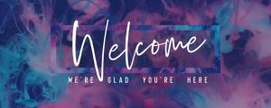 Live Events Stock Media - Acrylic Welcome