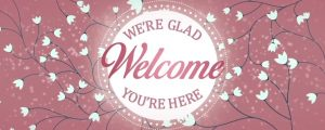 Live Events Stock Media - Pink Mothers Day Welcome