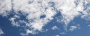 Live Events Stock Media - Deep Blue Sky and Moving Clouds