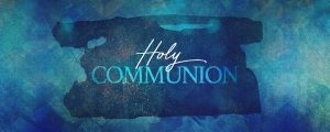 Live Events Stock Media - Spring to Life Communion Still