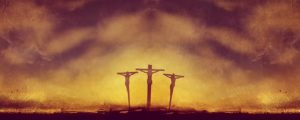 Live Events Stock Media - Calvary Horizon Crosses