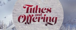 Live Events Stock Media - Winter Journey Tithes