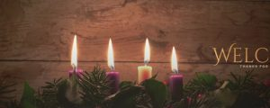 Live Events Stock Media - Simple Advent Welcome