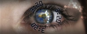 Live Events Stock Media - Eyeball Globe Techno Countdown