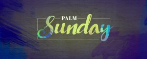 Live Events Stock Media - Sanctified Lamb Palm Sunday Still
