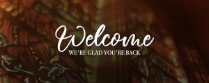 Live Events Stock Media - Hymn Collection Welcome Back