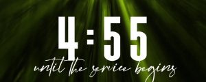 Live Events Stock Media - Illuminate Palm Sunday Countdown