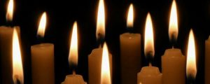 Live Events Stock Media - White Candles loop