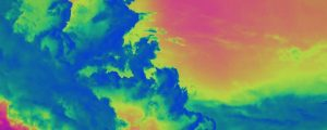Live Events Stock Media - Infrared Clouds D