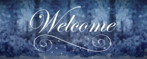 Live Events Stock Media - Winter Story Welcome Still