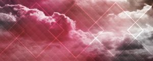 Live Events Stock Media - Colored Clouds Pink