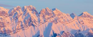 Live Events Stock Media - Morning light on Mount Cascade