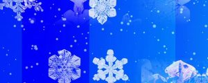 Live Events Stock Media - Snowflakes Abstract