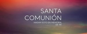 Live Events Stock Media - Vivid Skies Communion Spanish