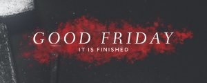 Live Events Stock Media - Good Friday Title Still