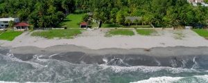 Live Events Stock Media - Drone Flight Over a Tropical Coast 04