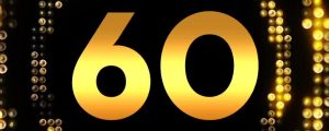 Live Events Stock Media - 60 second golden yellow light countdown