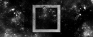 Live Events Stock Media - Space Upward Scroll BW Square Still