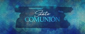 Live Events Stock Media - Spring to Life Communion Spanish Still