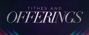 Live Events Stock Media - Vibrant Prisms Tithes Offerings