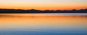 Live Events Stock Media - Yellowstone Lake Dawn