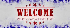 Live Events Stock Media - USA Holiday Grunge Welcome