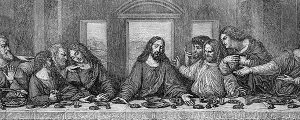 Live Events Stock Media - The Last Supper