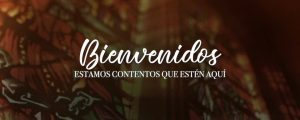 Live Events Stock Media - Hymn Collection Welcome Spanish