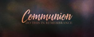 Live Events Stock Media - Grace of Easter Communion Still