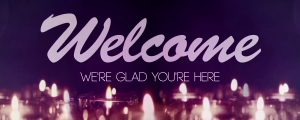 Live Events Stock Media - Advent Candles Welcome