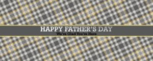 Live Events Stock Media - Father's Day Welcome