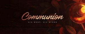Live Events Stock Media - Advent Gold Communion