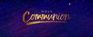 Live Events Stock Media - Holy Advent Communion