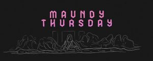 Live Events Stock Media - Were You There Maundy Thursday Still