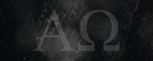 Live Events Stock Media - Alpha and Omega AlphaOmega Symbol