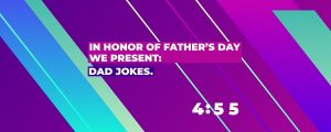 Live Events Stock Media - Dad Shapes Countdown Jokes