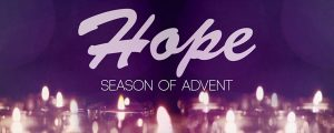 Live Events Stock Media - Advent Candles Hope Still