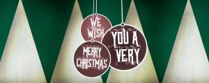 Live Events Stock Media - Christmas Decorations Merry