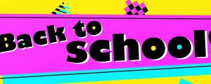 Live Events Stock Media - 90's Back to School