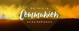 Live Events Stock Media - Easter Hills Communion Still