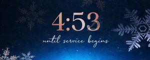 Live Events Stock Media - Christmas Snowflakes Countdown